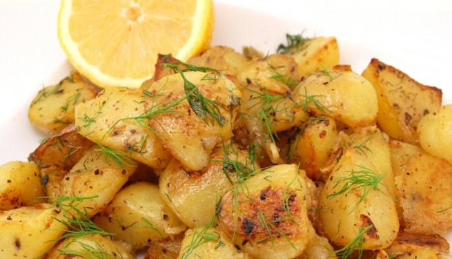 Patatas con costra especial c ncer for Cocinar yuca al horno